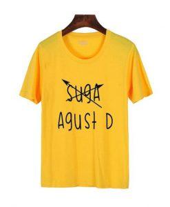 AGUST D T-SHIRT KH01