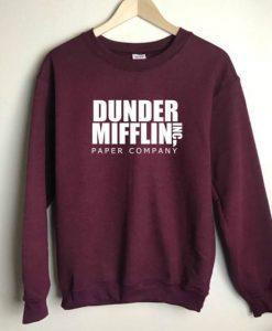 Dunder Mifflin Sweatshirt LP01
