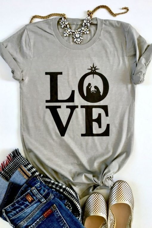 Love Merried T-shirt ZK01