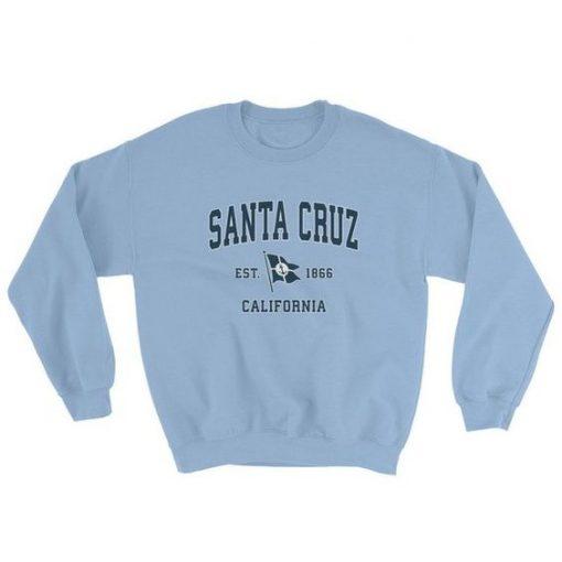 Santa Cruz Sweatshirt LP01