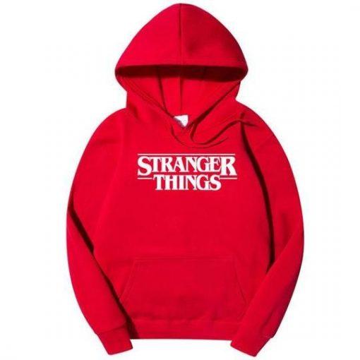 Stranger Things Hooded KH01