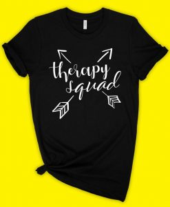 Therapy Squad T-shirt ZK01