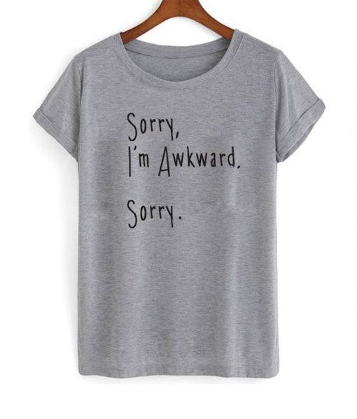 This t-shirt