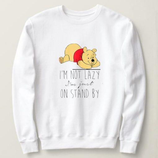 Winnie the Pooh Sweatshirt LP01
