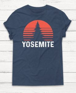 Yosemite Tshirt KH01