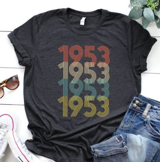 1953 Years Old T-Shirt SR01