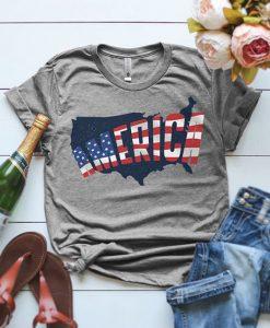 America T-Shirt SR01