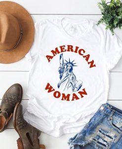 American Woman T-Shirt SR01