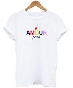 Amour paris T-shirt SR01