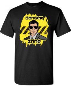 Archer Danger Zone T-Shirt FD01