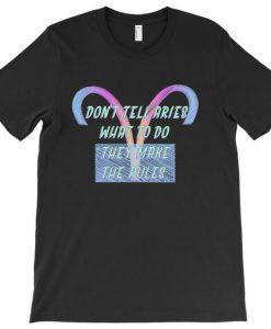 Aries Horoscope T-Shirt EL01