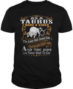 As A Taurus T-Shirt EL01