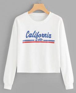 Califfornia Sweatshirt SR01