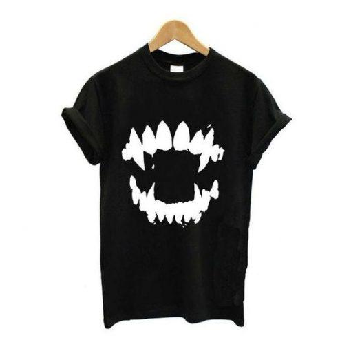Gothic Vampire T-Shirt FR01