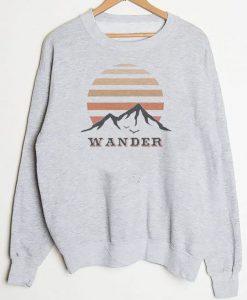 Wander sweatshirt FD01