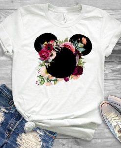 Women Minnie Mouse T-shirt FD01