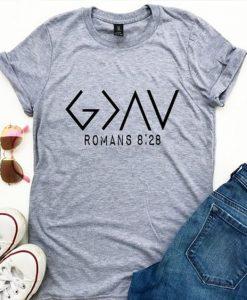 Women's Romans T-shirt FD01