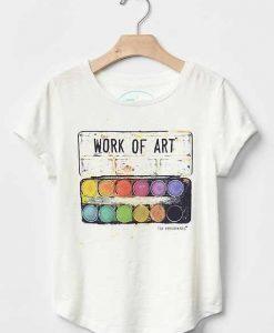 Work of Art T-shirt KH01