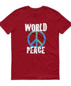 World Peace T-Shirt ZK01