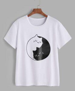 Young Casual Cartoon T-shirt FD01
