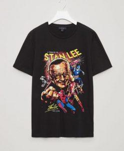 A Tribute to Stan Lee T-Shirt AV01