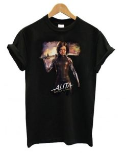 ALITA Battle Angel T-shirt AV01