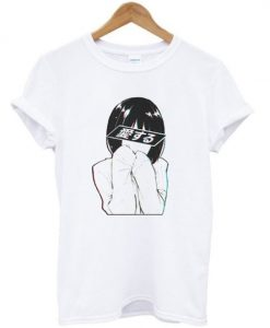 Aisuru Japanese Girl Graphic T-shirt FD01