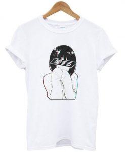 Aisuru Japanese Girl Graphic T-shirt FD01