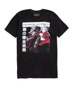 Alchemist Red Kanji T-Shirt AV01