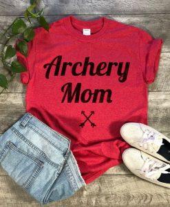 Archery Mom T-Shirt ZK01