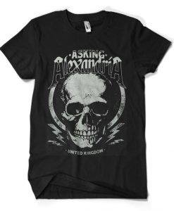 Asking Alexandria T-Shirt FR01