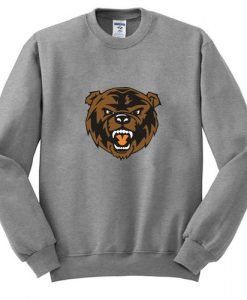 Bear Sweatshirt SR01