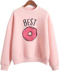 Best Donut Sweatshirt SR01