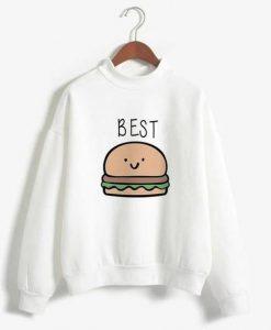 Best burger Sweatshirt SR01