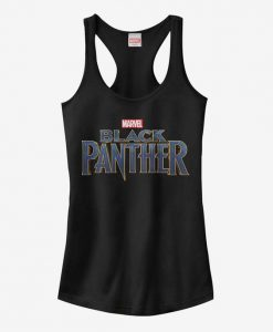 Black Panther Logo Tank Top SR01.jpg