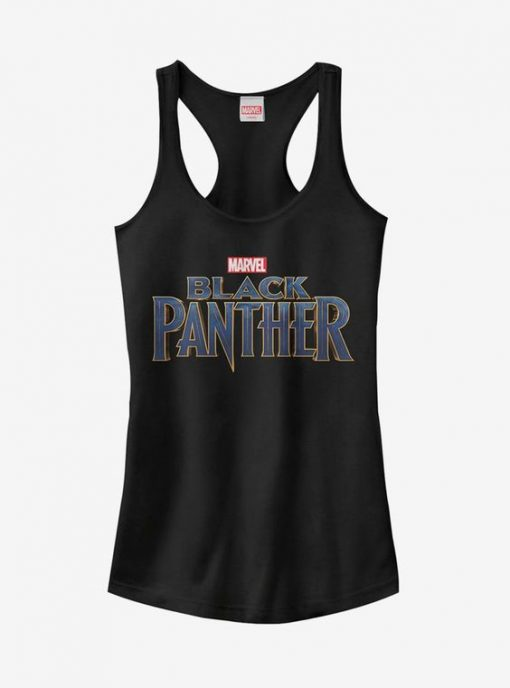 Black Panther Logo Tank Top SR01.jpg