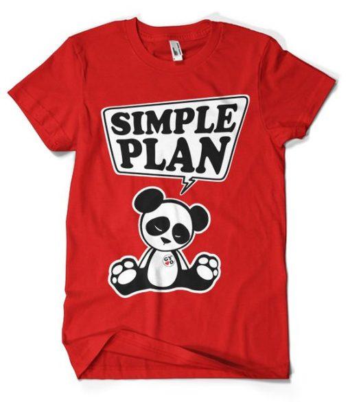 Simple Plan T-Shirt FR01