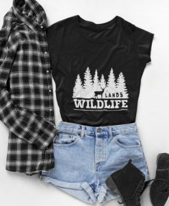 Wildlife T-shirt FD01