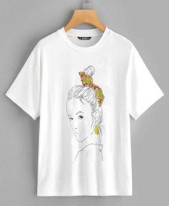 Women Figure T-shirt FD01