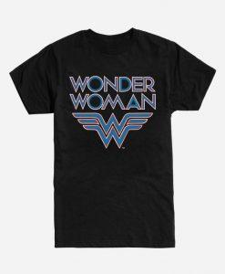 Wonder Woman T-Shirt SN01