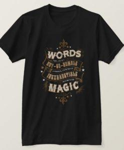 Word Magic T-Shirt EL01