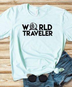 World Traveler T Shirt SR01