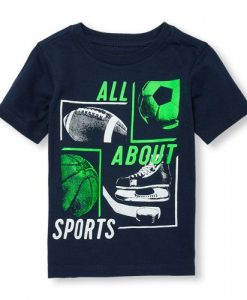 All About Sports T-Shirt VL01