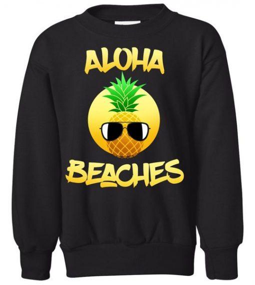 Aloha Beaches Sweatshirt SR01