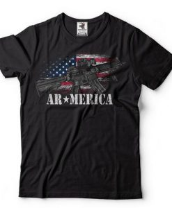 America Independence Day T-Shirt EL01