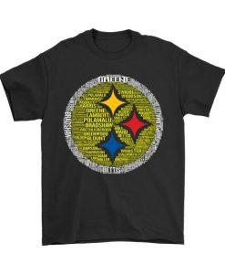 American Football All Players Logo Team T-Shirt EL01