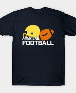 American Football II style T-Shirt EL01