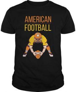 American Football  Man T-Shirt EL01