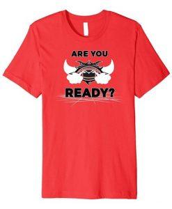 American Football Player Premium T-Shirt EL01