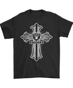 American Football Raiders T-Shirt EL01